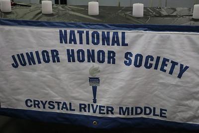CRM NJHS Induction 2017