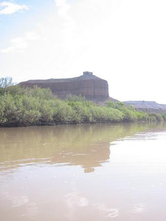 Spring Trip - Green River Canoe