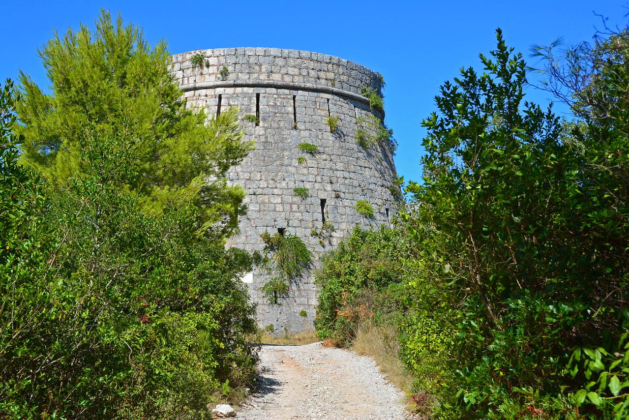 Tower Korcula Croatia