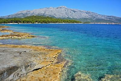 Badija Korcula Croatia