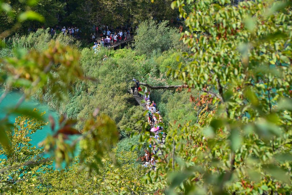 Avoiding Crowds at Plitvice Lakes National Park