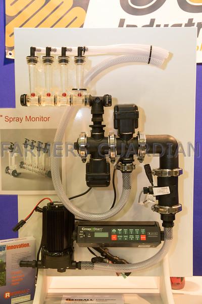 J & S Industries  Liquid Feriliser Application Control