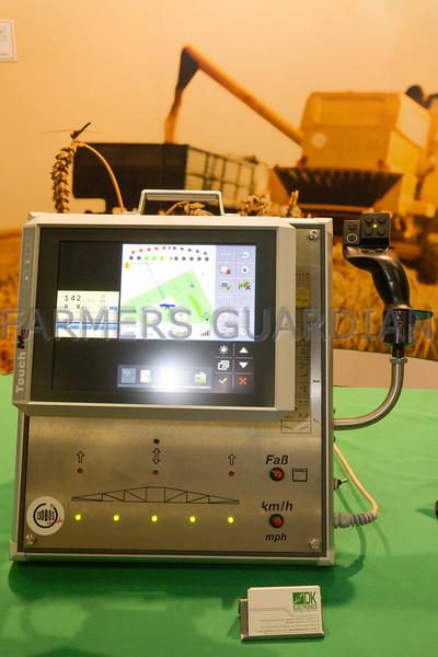 DK Electronics Muller Touch Terminal