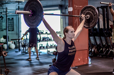 Oly Lifting Clinic Week 2-18