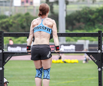 CROSSFIT GAMES 2012 FRI AM