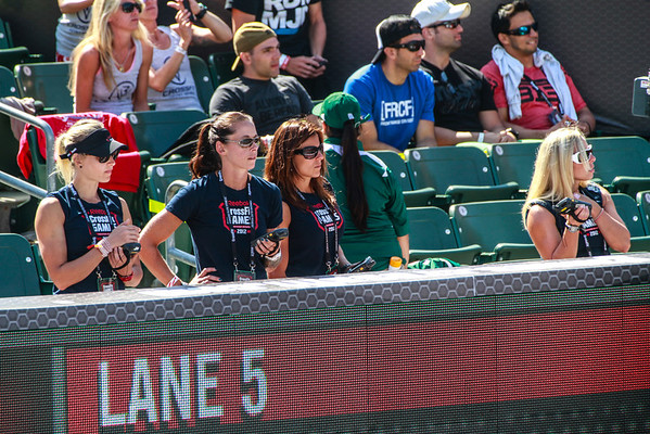 CROSSFIT GAMES 2012 SUNDAY