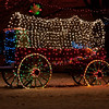 COVERED WAGON AT CHRISTMAS