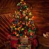 INSIDE CHRISTMAS TREE