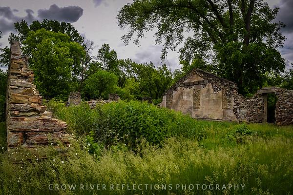 Archibald Mill Ruins - Dundas, MN