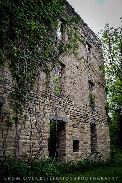 Oxford Mill Ruins - Cannon Falls, MN