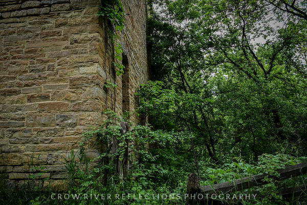 Oxford Mill Ruins - Cannon Falls, MN