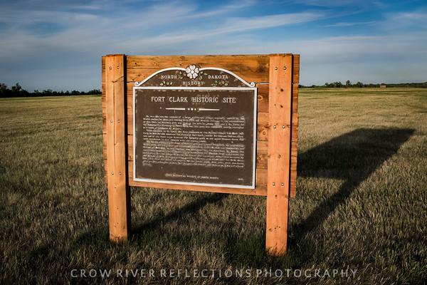 Fort Clark - Stanton, North Dakota