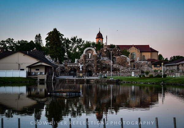 """The Grotto Of Redemption """"The Eighth Wonder of The World"""" - West Bend, Iowa"""