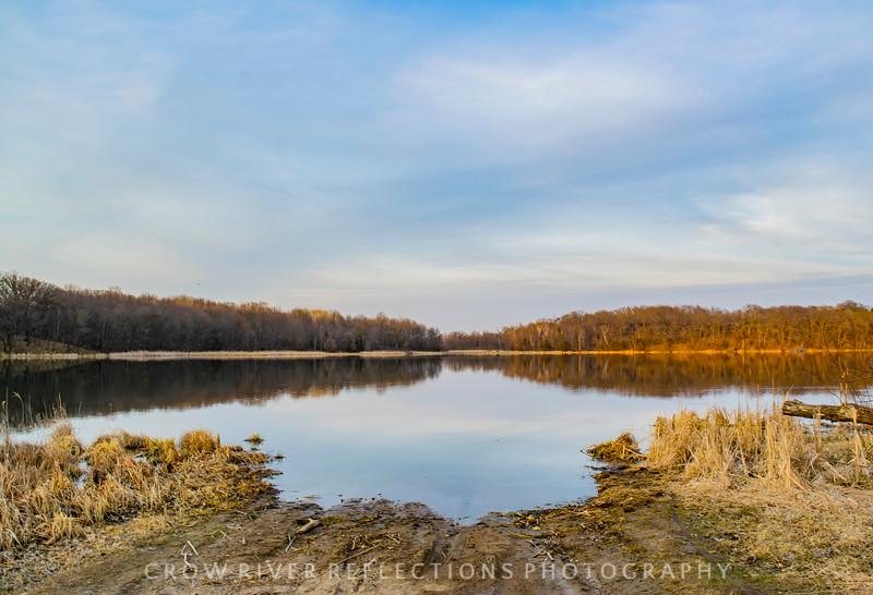 Little Eagle Lake - Silver Creek, Minnesota