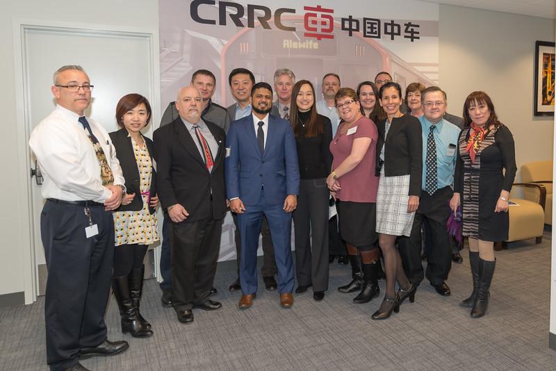 CRRC Employee Briefing