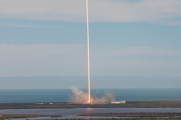 CRS-14 by SpaceX