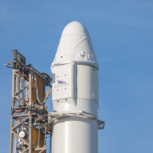 CRS-16 by SpaceX