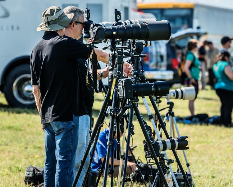 Camera Cluster