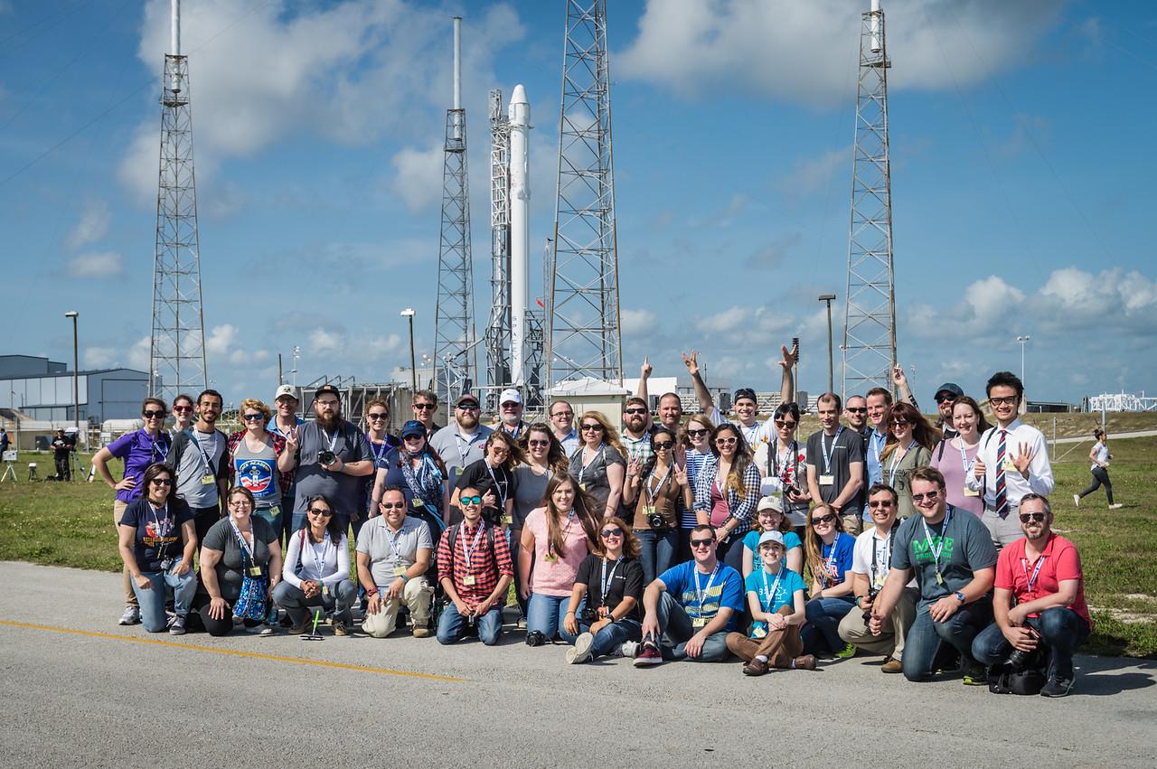 NASA Social CRS6