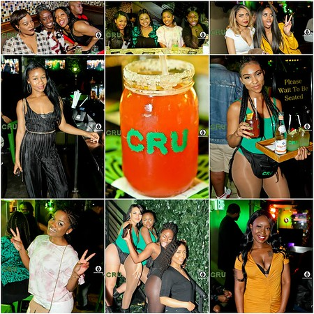 CRU LOVE SATURDAYS @ CRU LOUNGE 03-31-18