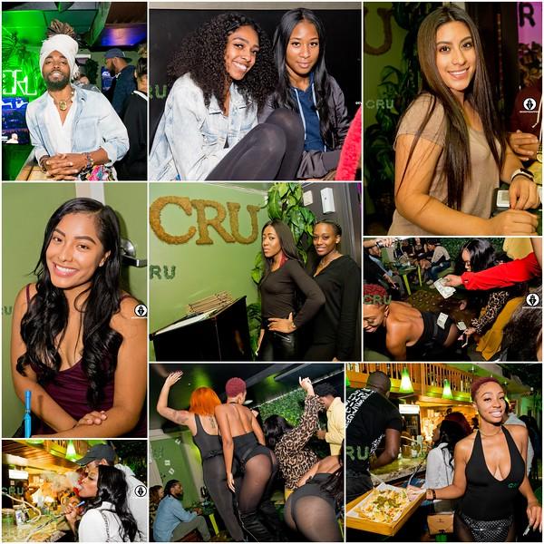 CRU LOVE SATURDAYS @ CRU LOUNGE 10-20-18