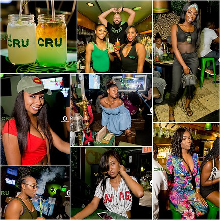 CRU LOVE SATURDAYS @ CRU LOUNGE 7-21-18