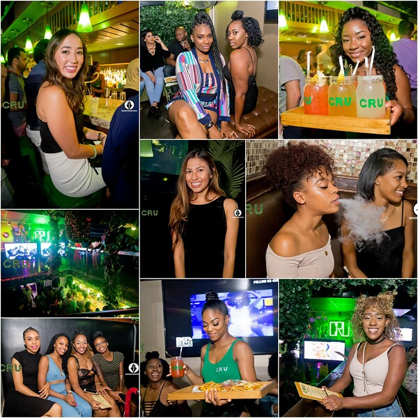 CRU LOVE SATURDAYS @ CRU LOUNGE 7-28-18