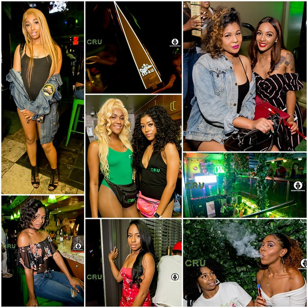 CRU LOVE SATURDAYS @ CRU LOUNGE 8-11-18