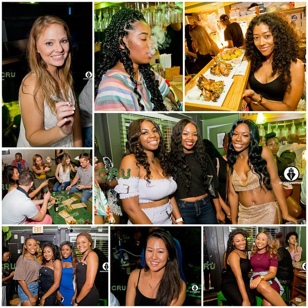 CRU LOVE SATURDAYS @ CRU LOUNGE 8-4-18