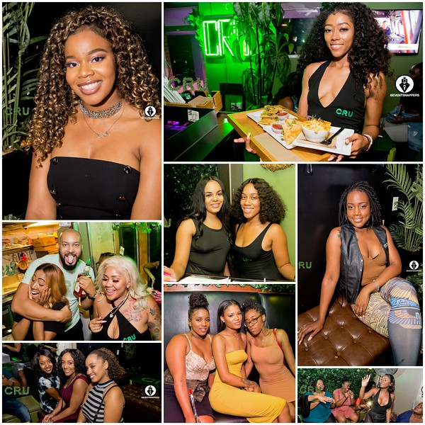 CRU LOVE SATURDAYS @ CRU LOUNGE 9-1-18