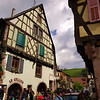Scenes from Alsace: Strasbourg and Riquewhir