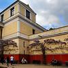 Aschaffenburg Germany, Pompejanum Exterior