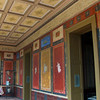 Aschaffenburg Germany, Pompejanum, Interior Frescoes