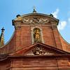 Aschaffenburg Germany, Exterior, Zur unserer lieben Frau Baroque Church