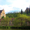 Bamberg Germany, Baroque Building, Abbey