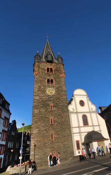 Bernkastel Germany, Church Tower