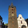 Bernkastel Germany, Church Tower