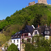 Viking River Cruise, Paris to Prague, Ruins on Landshut Castle, Bernkastel
