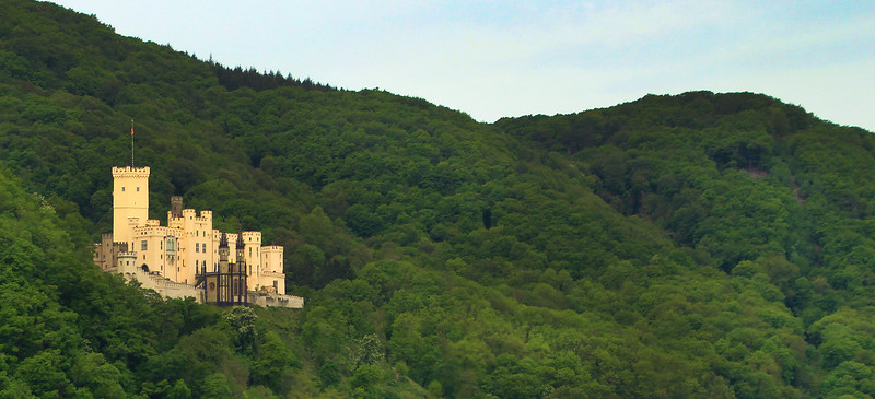 Braubach Germany, Marksburg Castle
