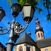 Viking River Cruise, Cochem Germany, Lamplight View
