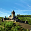 Viking River Cruise, Cochem Germany, View on Reichsburg Castle