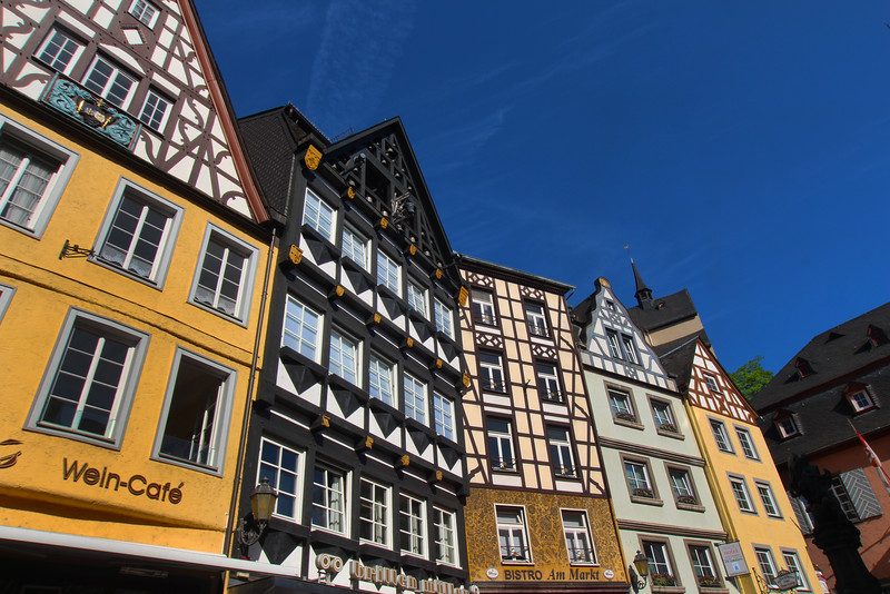 Viking River Cruises, Cochem Germany, Town Square