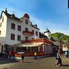 Viking River Cruise, Cochem Germany, View on Cafe