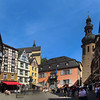 Viking River Cruise, Cochem Germany, Town Square, Shoppers