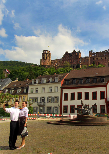 Heidelberg Germany , Romantic Memories