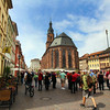 Heidelberg Germany,  Marktplatz