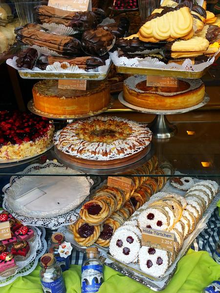 Heidelberg Germany,  Bakery