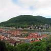 Heidelberg Germany, Panorama