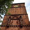 Heidelberg Germany, Castle Entrance