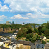 City of Luxembourg, Panorama
